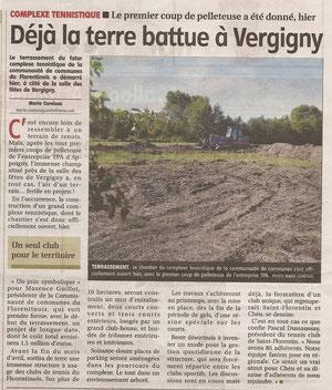 Yonne Républicaine 16/09/2011