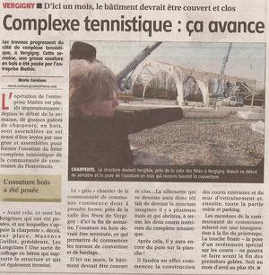Yonne Républicaine 20/01/2012