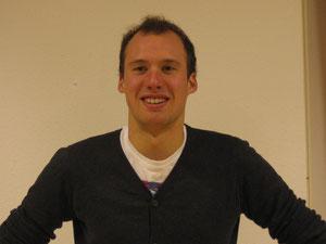 2. Vorstand/Jugendwart Valentin Schmid