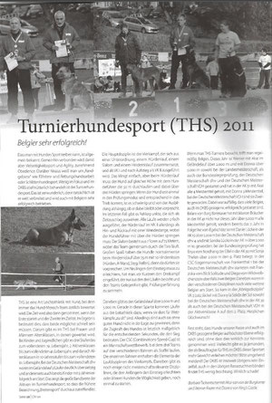 DKBS Clubnachrichten Dezember 2011