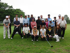 2012年6月3日 コレパゴルフアカデミー オープンコンペ