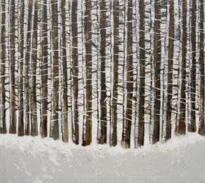 winterwald_80 x 110 cm