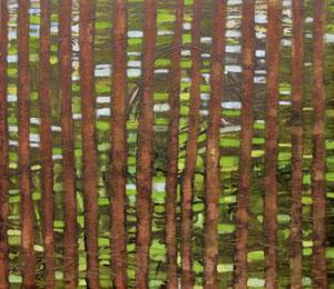 waldstück_90 x 120 cm