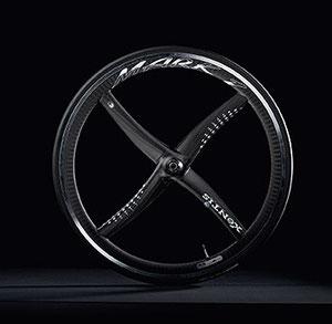 Xentis Mark 1 Clincher Alu - Meine Wettkampflaufräder