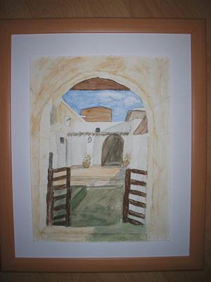 Eingang Hazienda