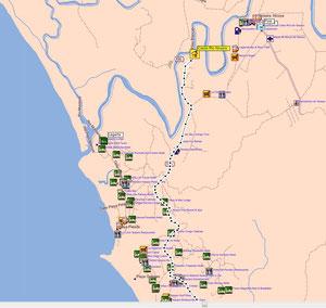 GPS: N9 58.609 / W85 39.686