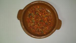 Zanahoria Deshidratada