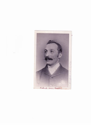 Frederick Henry Gordon brother.