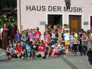 Tag der offenen Tür Musikverein Aigen