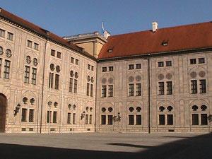 Kaiserhof, Residenz