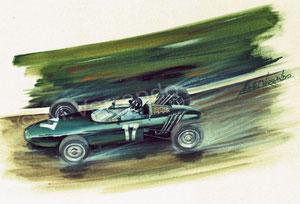 Graham Hill 1962