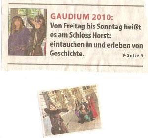 Bilder des Fotoshootings für die Zeitung
