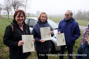 Start am Seifweg / Hohwald
