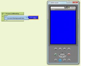 Modificaciones App Inventor