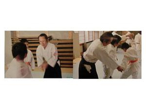 2010年中津川教室にて