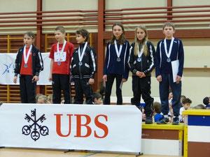 2. Rang Team U12 Mixed
