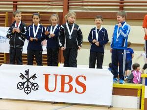 2. Rang Team U10 Mixed