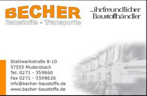 Becher Baustoffe, Mudersbach