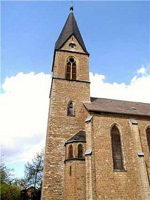Neue Kirche von Bad Suderode