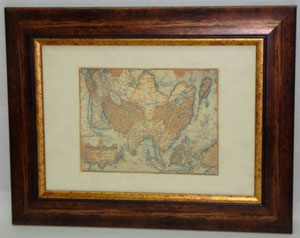 old map 2 gravoures collection