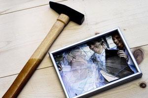 17'600 Ehen gingen 2011 in die Brüche. Bild: Colourbox