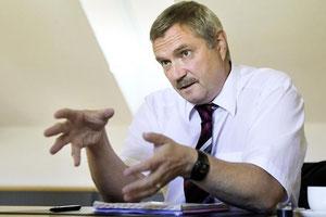 Clientis-Geschäftsführer Hans-Ulrich Stucki: «Als Bankengruppe kann Clientis auf dem Kapitalmarkt Geld zu günstigeren Konditionen aufnehmen.»