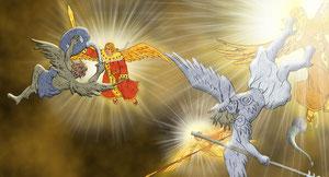 битва ангелов