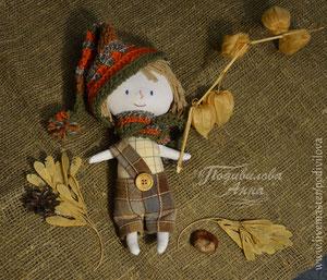Гномик. кукла(сделаю на заказ) -1550 руб.