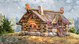 Дом дровосека