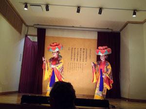 琉球舞踊その1