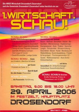 1. Wirtschaft-Schau 2006