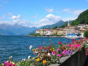 Kulturreise 2013 nach Oberitalien, Foto vom Gardasee
