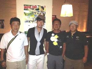 フットサル/ Fリーグ/ デウソン神戸/ キャプテン/ 原田浩平選手が訪問