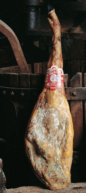 Jambon bellota Reserve 38 mois