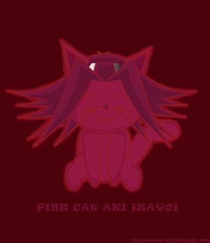 Pink Cat Aki izayoi
