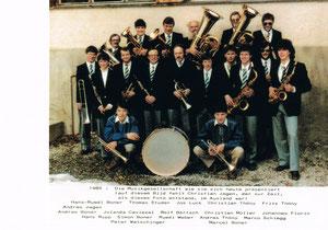 MG Serneus 1985