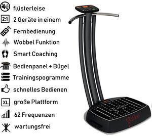 Vibrationsplatte Galileo Fit Standard, Preise, Infos, Test, Vertrieb: www.kaiserpower.com