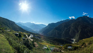 Bhutan, Reise zum Manas Nationalpark