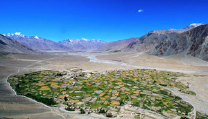Phantastisches Trekking in Zanskar