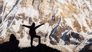 Frühlingstrekking in Nepal ins Basecamp der Annapurna mit Poon Hill