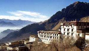 Trekking in Tibet, von Ganden nach Samye und zum Yamdrok See