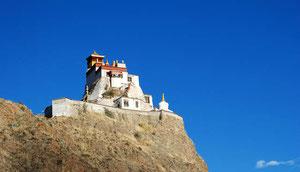 Tibet, Samye, Yumbulhakhang, Lhasa