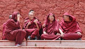 Unbekanntes Tibet, Nyngchi-Lhasa-Yamdrok See