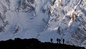 Khumbu-Trekking in der Region Mount Everest mit Besteigung des Mera Peak und Amphu Lapcha Pass