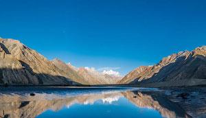 Trekking von Ladakh durch Zanskar nach Spiti
