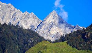 Trekkingreise in Indien, Himalaya, Dharamsala, Himachal Pradesh