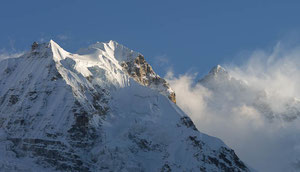 Trekking zum Kangchenjunga, Himalaya, Sikkim