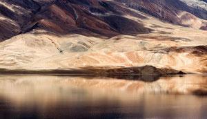 Trekking in Ladakh über den Lanyar La zum Tsomoriri, Besteigung des 6200 Meter hohen Mentok.