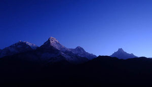 Trekking um die Annapurna mit Thorong La Pass