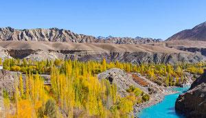 Herbst-Reise in Ladakh, Markha-Trekking und Hanle